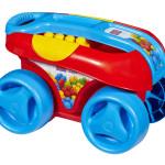 Mega Bloks, Mattel